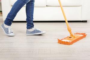 Vloer-onderhoud